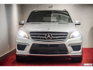 2014 Mercedes-Benz M-Class ML63 AMG **GROUPE PERFORMANCE**