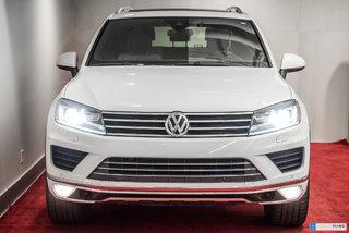 2017 Volkswagen Touareg 3.6L Wolfsburg Edition