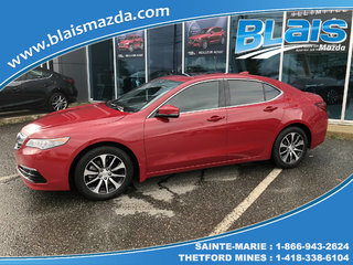 2017 Acura TLX Tech berline 4 portes