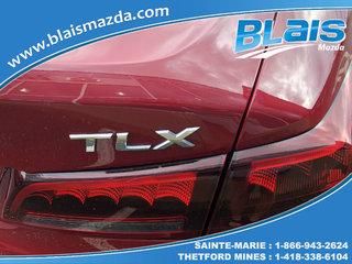 2017 Acura TLX Tech berline 4 portes