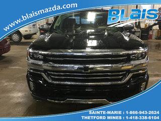 Chevrolet Silverado 1500 High Country cabine multiplace 2017