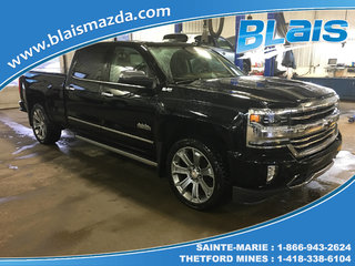Chevrolet Silverado 1500 High Country cabine multiplace 2017