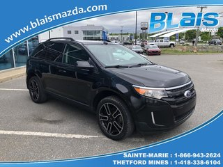 Ford Edge 4 portes SEL, Traction intégrale 2013
