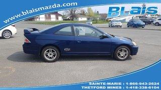 Honda Civic Coupé 2 portes, boîte manuelle - LX 2003