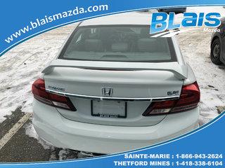 2015 Honda Civic LX 4 portes, boîte automatique