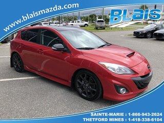 Mazda 3 Mazdaspeed3 2013