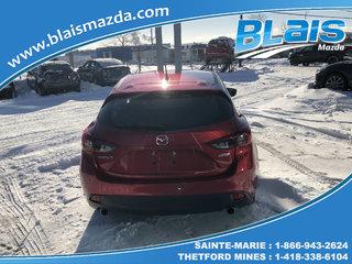 2015 Mazda 3 Hayon 4 portes Sport¯GS