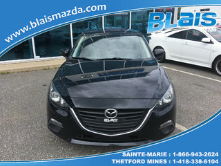 2015 Mazda 3 SPORT GX