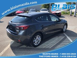 2015 Mazda 3 Hayon 4 portes Sport, boîte manuelle, GS