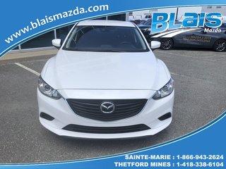 2017 Mazda 6 GS