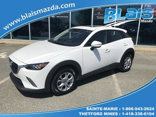 Mazda CX-3 Traction avant GS CUIR/TOIT 2016