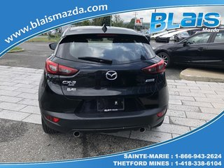Mazda CX-3 Traction intégrale 4 portes GX 2017