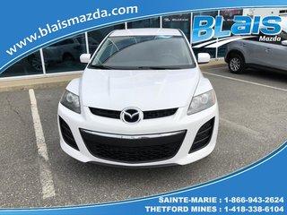 2011 Mazda CX-7 Traction intégrale, 4 portes GS