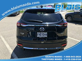 Mazda CX-9 Traction intégrale, 4 portes GT 2016