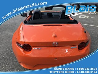 2019 Mazda MX-5 GS 30e anniversaire