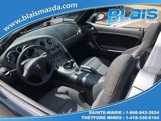 2006 Pontiac Solstice Coupé 2 portes Cabriolet