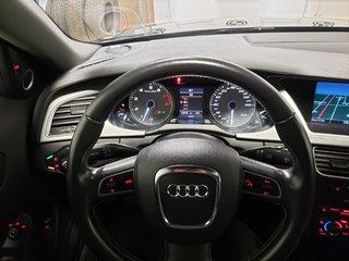 2012 Audi S4 3.0L S Premium Winter tires/Rims Navi Htd Lthr