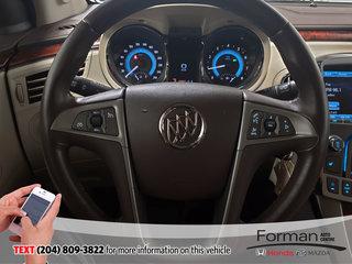 2012 Buick LaCrosse W/1SH|Loaded