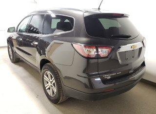 2017 Chevrolet Traverse Rmt Start Loaded Htd Lthr Sensors Blindspot Camera