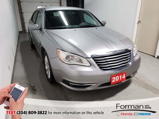 2014 Chrysler 200 Htd Seats Rmt Start New Tires Pwr Seat Alloys