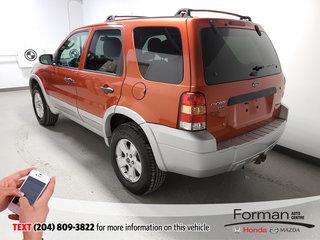 2007 Ford Escape XLT Warranty Rmt Start