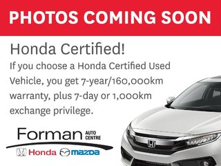 2017 Honda Accord Touring V6 Certified - Just arrived