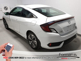 2016 Honda Civic Coupe EX-T|Certified|Extended Warranty