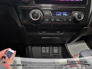 2015 Honda Civic Sedan EX|Certified|Extended Warranty