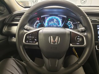 2016 Honda Civic LX Certified Htd Seats Camera Local Carplay