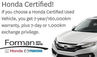2017 Honda Civic Si Certified Htd Seats Camera Navi Sunroof Loaded