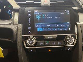2017 Honda Civic Sedan LX w/Honda Sensing|Certified|Extended Warranty