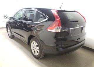 2014 Honda CR-V EX Certified Extended Warranty
