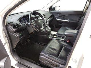 2015 Honda CR-V Touring Certified Rmt Start Htd Lthr Navi Loaded