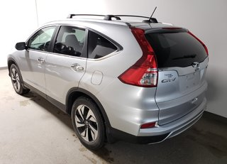 2016 Honda CR-V Touring Certified Rmt Start Navi Htd Lthr Camera