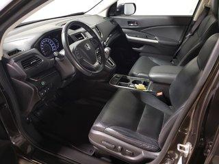 2016 Honda CR-V EX-L Certified Htd Lthr Camera Rmt Start Low Kms