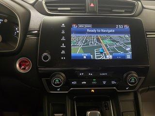 2017 Honda CR-V Touring Rmt Start Full Load Certified Low Kms New