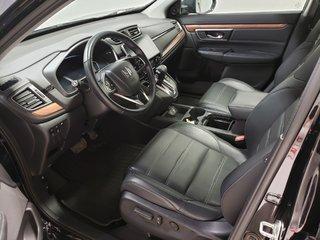 2017 Honda CR-V EX-L Rmt Start Htd Lthr Certified Htd Wheel