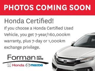 2018 Honda CR-V LX - Just arrived