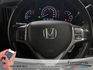 2011 Honda Ridgeline EX-L Sunroof Htd Lthr Dual Climate 4WD Low Kms