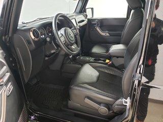 2017 Jeep Wrangler Sahara Warranty