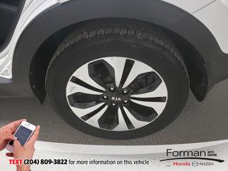 2011 Kia Sportage SX Warranty Winter Tires/Rims