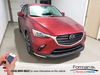 2018 Mazda CX-3 GT  Tech Courtesy Blowout Save Loaded