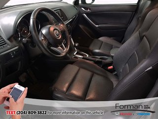 2015 Mazda CX-5 GT Rmt Start Htd Leather Unlimited Warranty Camera