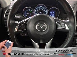 2016 Mazda CX-5 GT Rmt Start Wtr Tires/Rims Navi Htd Lthr Camera