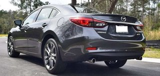 2017 Mazda Mazda6 GT Alloys Demo Blow Out Save Thousands Loaded