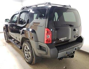 2014 Nissan Xterra Pro 4X 4WDWarranty