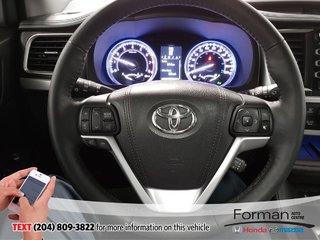 2016 Toyota Highlander Limited Rmt Start Htd/Cld Seats Htd Wheel Loaded