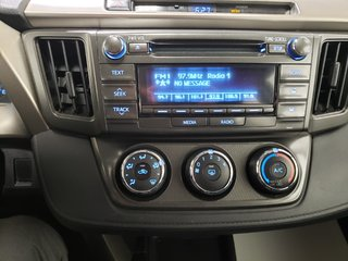 2015 Toyota RAV4 LE Remote Start Low Kms Clean AWD