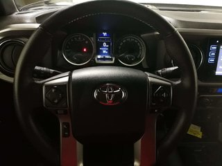 2017 Toyota Tacoma Limited V6 Rmt Start Htd Lthr - J Arrived