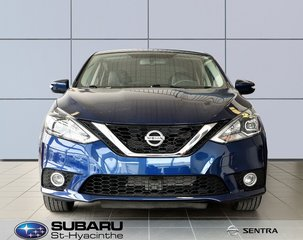 2016 Nissan Sentra SR, cuir, toit, GPS